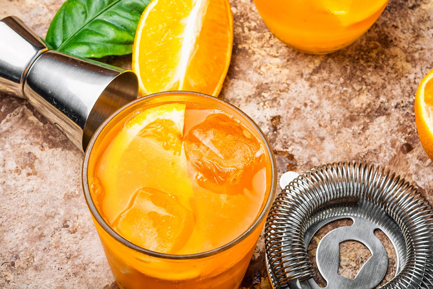 Recipes A Citrus Kratom Energy Shot powder oranges